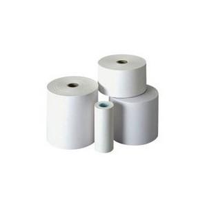 Bobines Papier Blanc Simple Pli