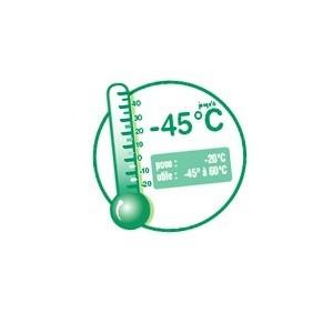 HACCP - Étiquettes Congélation