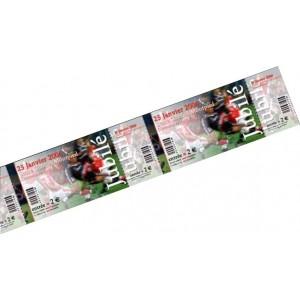 Ticket de Billetterie