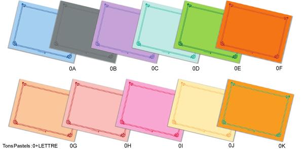 gamme de sets de table papier blanc pastel personnalis coloriage. Black Bedroom Furniture Sets. Home Design Ideas