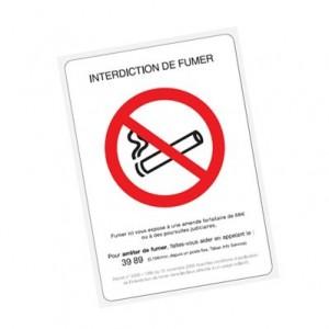Sticker en Planche A4 Affichage