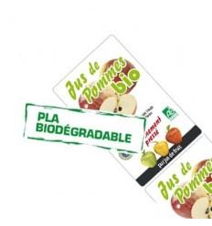 ÉCOLOGIQUE Étiquettes PLA biodégradables