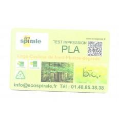 Cartes et Badges Écologiques