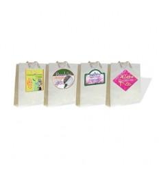 Étiquettes BOUTIQUE personnalisation de sacs