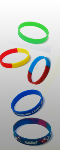 option bracelet silicone