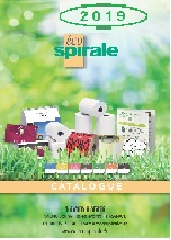 CATALOGUE ECOSPIRALE 2019